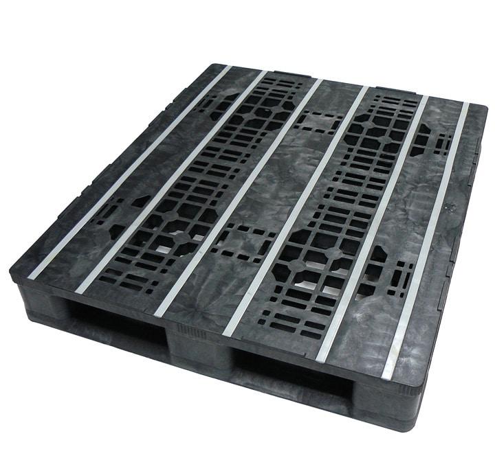 Palette RBP 1200x1000 ajourée anti-glisse