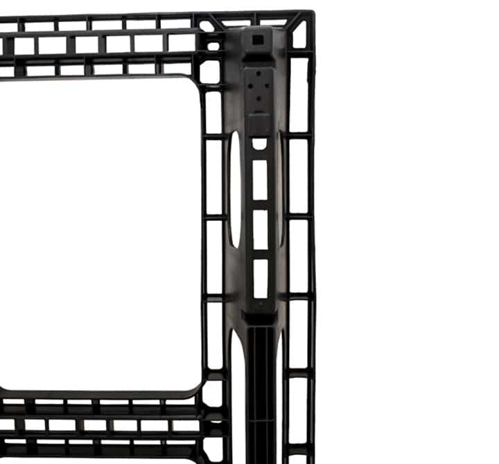 RUP 1200x800 3S AJOURÉE noire légère