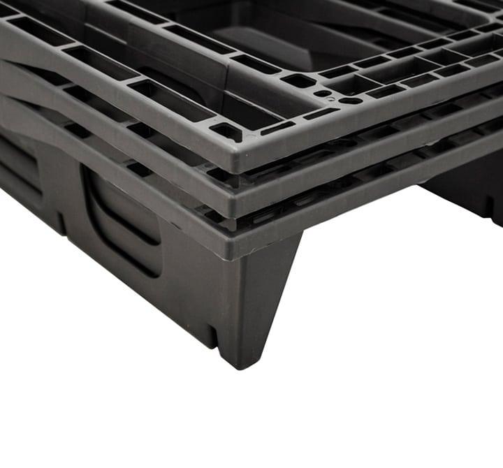 RUP 1200x800 3S AJOURÉE noire semelles détail