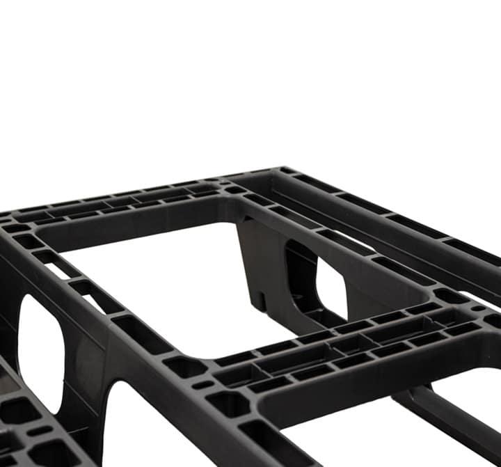 RUP 1200x800 3S AJOURÉE noire plateau détail