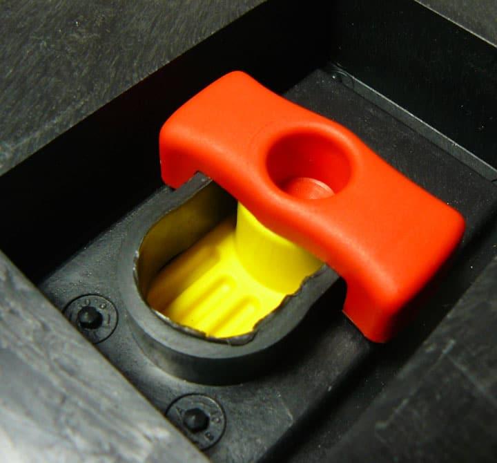 BOX TP CONTENEUR PLIABLE sistème de fermeture