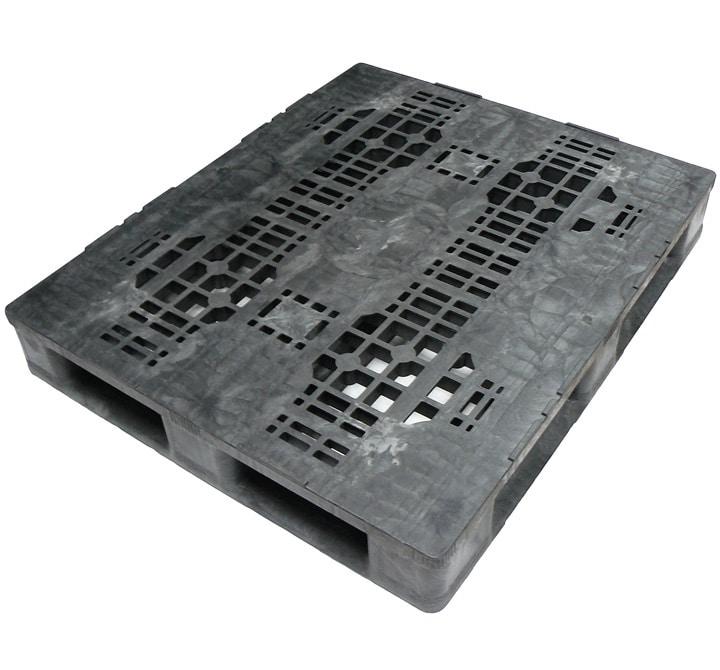 Palette RBP 1200x1000 AJOURÉE 6 semelles plateau deck